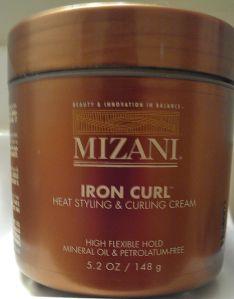 MIZANI IRON CURL
