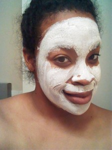 Yes! to cucumbers facial mask