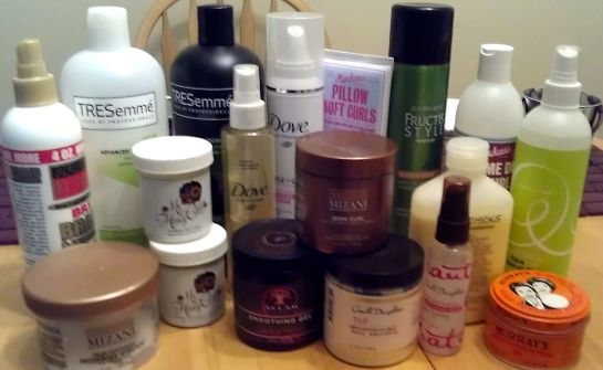 These are all of the products I either have in my permanent rotation or would buy again.