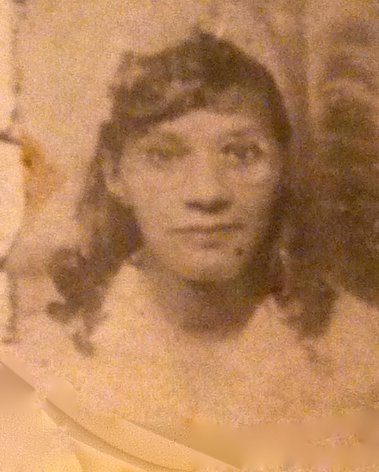 My maternal great grandmother. Eula Lee Toliver Giles.