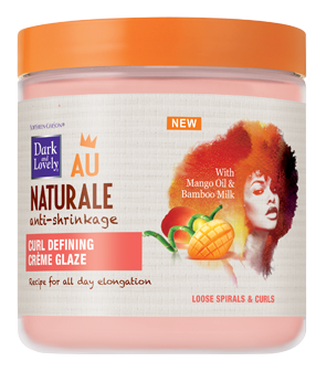 A product that lives up to its claims of looser curls.
