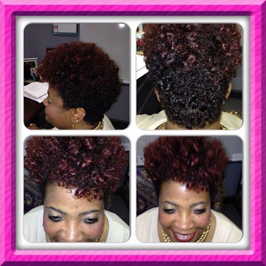 Sisterly Hair Love