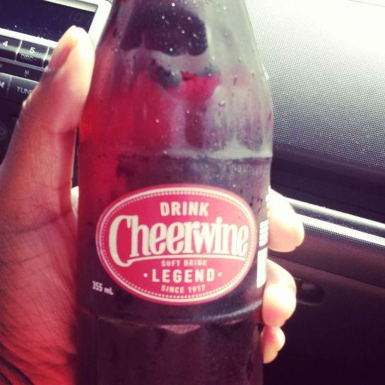Beloved Cheerwine