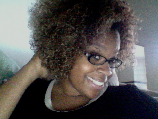 As you can see, my hair turned out pretty good using the Jessicurl. I washed and conditioned it and then applied leave-in followed by the Jessicurl product. Then I sealed the ends with grapeseed oil and diffused.