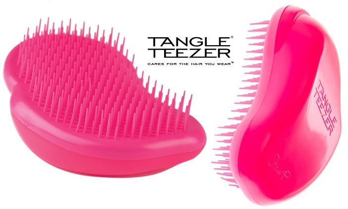 The Tangle Teezer! It is my friend.