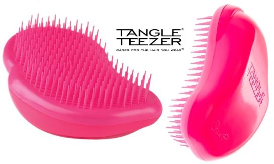 The Tangle Teezer! It is my friend.